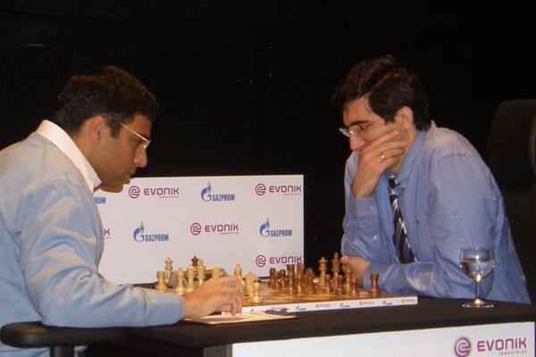 chess players anand kramnik